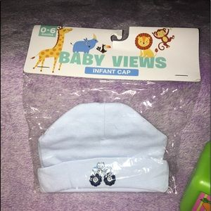 NWT baby boy hat